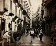 Νάπολη Ιταλία στοκ εικόνες με δικαίωμα ελεύθερης χρήσης