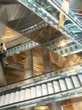 Νάπολη, στις 10 Οκτωβρίου 2014, σταθμός του Τολέδο: νέα γραμμή metri Στοκ Εικόνα