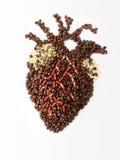Νάρκωση για την καρδιά. Στοκ φωτογραφίες με δικαίωμα ελεύθερης χρήσης