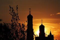 Νέα άποψη για τη Μόσχα Κρεμλίνο από το πάρκο Zaryadye στη Μόσχα Στοκ φωτογραφία με δικαίωμα ελεύθερης χρήσης