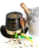 νέα έτη εορτασμού Στοκ εικόνα με δικαίωμα ελεύθερης χρήσης