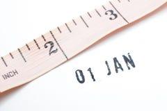 νέα έτη διάλυσης Στοκ εικόνα με δικαίωμα ελεύθερης χρήσης