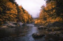 Νέα Αγγλία το φθινόπωρο Στοκ εικόνες με δικαίωμα ελεύθερης χρήσης