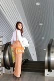 Νέα ασιατική γυναίκα κυρία Female Girl Στοκ Φωτογραφίες
