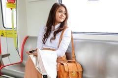 Νέα ασιατική γυναίκα κυρία Female Girl Στοκ Φωτογραφία
