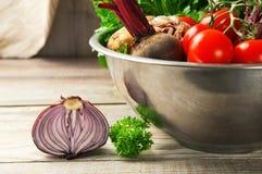 Νέα λαχανικά Στοκ φωτογραφία με δικαίωμα ελεύθερης χρήσης
