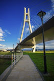 Νέα γέφυρα της Ταϊπέι Στοκ Εικόνα