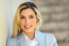 Νέα γυναίκα σταδιοδρομίας στοκ εικόνα με δικαίωμα ελεύθερης χρήσης