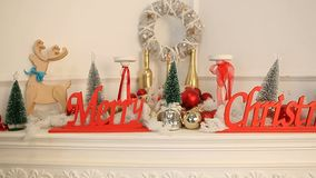 Νέα διακόσμηση έτους Χριστουγέννων από την εστία φιλμ μικρού μήκους