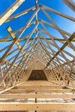 Νέα εγχώρια κατασκευή Στοκ φωτογραφία με δικαίωμα ελεύθερης χρήσης