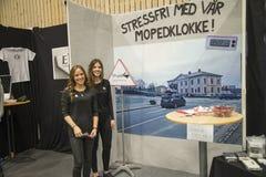 Νέα επιχείρηση, ημέρα 1 (στάση) Στοκ φωτογραφίες με δικαίωμα ελεύθερης χρήσης