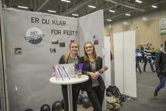 Νέα επιχείρηση, ημέρα 1 (στάση) Στοκ εικόνες με δικαίωμα ελεύθερης χρήσης