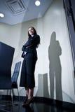 Νέα επιχειρηματίας Στοκ εικόνες με δικαίωμα ελεύθερης χρήσης