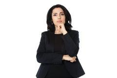 Νέα επιχειρηματίας Στοκ φωτογραφία με δικαίωμα ελεύθερης χρήσης