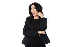 Νέα επιχειρηματίας Στοκ Φωτογραφίες
