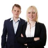 Νέα επιχειρησιακή ομάδα Στοκ φωτογραφίες με δικαίωμα ελεύθερης χρήσης