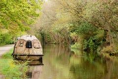 Νέα ζωή για μια βάρκα ζωής στοκ φωτογραφία