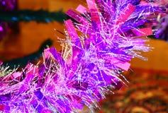 Νέα διακόσμηση έτους Χριστουγέννων Στοκ εικόνες με δικαίωμα ελεύθερης χρήσης
