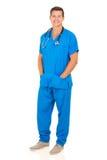 Νέα ιατρική νοσοκόμα στοκ εικόνες