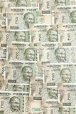 Νέα ινδικά 500 τραπεζογραμμάτια ρουπίων Υπόβαθρο χρημάτων
