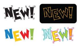 Νέα κείμενα Στοκ εικόνες με δικαίωμα ελεύθερης χρήσης