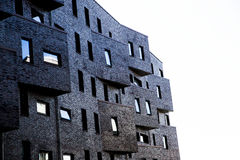 Νέα κτήρια του Όσλο Στοκ Φωτογραφία