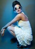 Νέα κυρία μόδας Στοκ Φωτογραφίες