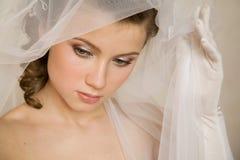 Νέα νύφη στοκ φωτογραφίες