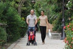 Νέα οικογένεια Metis στοκ φωτογραφία
