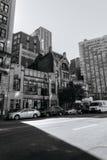νέα οδός Υόρκη Στοκ Φωτογραφία