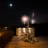 Νέα παραμονή ετών Στοκ Εικόνες