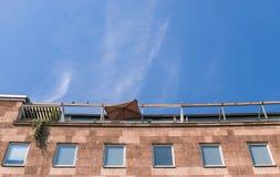 Νέα πρόσοψη Στοκ φωτογραφία με δικαίωμα ελεύθερης χρήσης