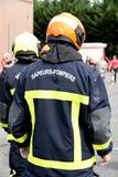 Νέα πυροσβεστική υπηρεσία της Γλασκώβης στοκ εικόνα