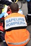 Νέα πυροσβεστική υπηρεσία της Γλασκώβης στοκ εικόνες
