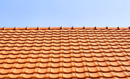 νέα στέγη Στοκ φωτογραφία με δικαίωμα ελεύθερης χρήσης