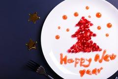 Νέα συγχαρητήρια έτους στοκ φωτογραφία με δικαίωμα ελεύθερης χρήσης