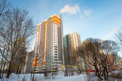 Νέα σύγχρονη αρχιτεκτονική Στοκ φωτογραφίες με δικαίωμα ελεύθερης χρήσης