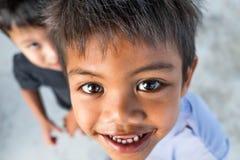 Νέα της Μαλαισίας αγόρια Στοκ φωτογραφίες με δικαίωμα ελεύθερης χρήσης