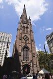 νέα τριάδα Υόρκη εκκλησιών στοκ εικόνες