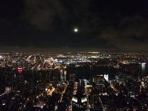 Νέα Υόρκη από την αυτοκρατορία Στοκ φωτογραφία με δικαίωμα ελεύθερης χρήσης