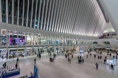 Νέα Υόρκη, ΗΠΑ - 29 Μαρτίου 2018: Οι διάσημες αγορές μΑ Westfield στοκ εικόνες