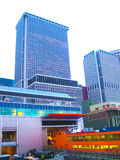 Νέα Υόρκη, ΗΠΑ - 13 Φεβρουαρίου 2013: Πορθμείο νησιών Staten, πόλη της Νέας Υόρκης, ΗΠΑ Στοκ φωτογραφία με δικαίωμα ελεύθερης χρήσης