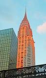 Νέα Υόρκη: Κτήριο MetLife και μεγάλο κεντρικό τερματικό στις 14 Σεπτεμβρίου 2014 Στοκ Εικόνα