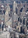 Νέα Υόρκη Μανχάτταν Στοκ φωτογραφίες με δικαίωμα ελεύθερης χρήσης