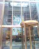 Νέα Υόρκη, σύγχρονα κτήρια στοκ εικόνα