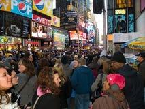 Νέα Υόρκη 2 08 τετραγωνικές φορές Στοκ Εικόνες