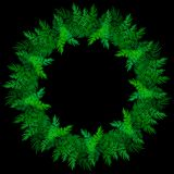 Νέα Χριστούγεννα έτους Στοκ εικόνα με δικαίωμα ελεύθερης χρήσης