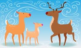 Νέα Χριστούγεννα έτους Στοκ Εικόνες