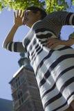 Νέα ψηλή γυναίκα Στοκ Φωτογραφία