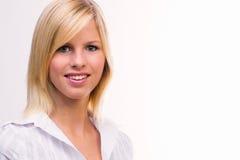 Νέα όμορφη γυναίκα Στοκ Εικόνα